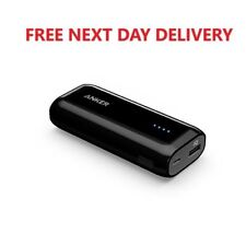 Power Bank, Anker Astro E1 5200mAh Portable Charger Black FREE NEXT DAY DELIVERY