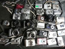 Lot of 32 Digital Cameras