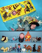 Funny zoo hong kong más divertidos zoo bolsa 70er rare animals piñata mano pintado