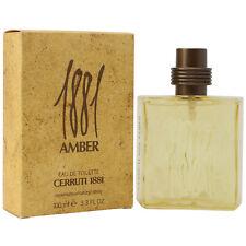 Cerruti 1881 Amber 100 ml EDT Eau de Toilette Spray
