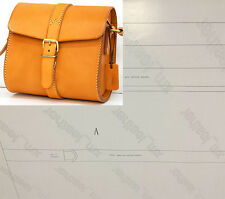 Leather Pattern DIY Designs Bag Paper Sweing Template Drawing Tools 9006