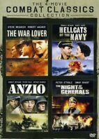 The 4-Movie Combat Classics Collection [New DVD] Widescreen