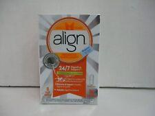 ALIGN PROBIOTIC SUPPLEMENT 24/7 Digestive Support 56 CAPSULES EXP 3/20 DE 8276