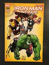 ALL NEW IRON MAN & AVENGERS - T8 : janvier 2017 (Collector edition)