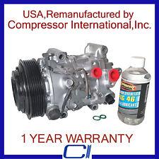 2016 IS200t,2016 IS300,2016 RX350,2013-2017 RAV4 2.5L OEM Reman A/C Compressor