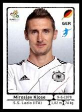Panini euro 2012-Miroslav Klose Alemania no. 247