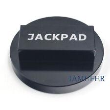 Pop Style For BMW MINI COOPER Aluminum Jack Pad Anodized Black Durable