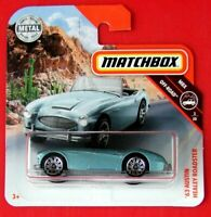 MATCHBOX 2019   ´63 AUSTIN HEALEY ROADSTER   78/100   NEU&OVP