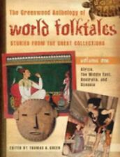 The Greenwood Library of World Folktales [4 volumes]: Stories from the Great Col