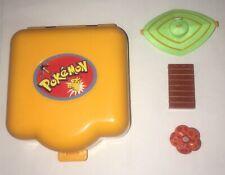 Pokemon Spieldose, von Tomy, 1997 Spiel Dose, Pokémon Figur, Vintage, Rarität