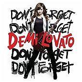 Demi Lovato - Don't Forget (2009)
