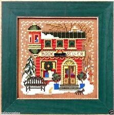 "Mill Hill Buttons Beads Cross Stitch Kit 5"" x 5"" ~ BOOK SELLER #14-2305 Sale"