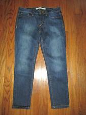 Joe's Jeans Size 26 Chelsea Crop Straight Leg Capri Jeans Tamara Wash