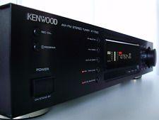 Kenwood KT-7020, Big Brother of No. 10 of the Top Tuners - KT-5020 AM-FM Stereo