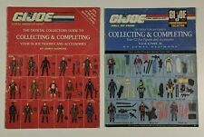 Official Collector's Guide to Collecting Completing GI Joe Figures Volume 1 & 2