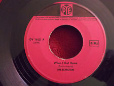 The Searchers - When I get home / I´m never coming back   German  Pye 45
