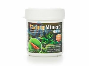 Salty Shrimp GH/KH+ Minerals and Trace Elements Crystal Cherry Shrimp