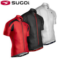 Sugoi RS Mens Cycling Jersey - Red, Black, White - M L XL