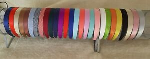 2.5cm Wide Alice band - Choice of Colours and Designs