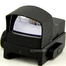 Mini Compact tactique holographique Reflex Micro Red Dot Sight fusil/pistolet