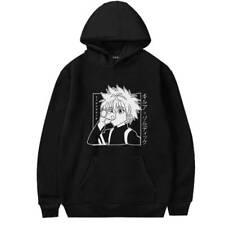 Anime Hunter X Hunter Long Sleeve Sweatshirt Harajuku Hooded Pullover Tops