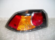 MITSUBISHI LANCER LH TAIL LIGHT 09 10 11 12 2009 2010 2011 2012    NICE