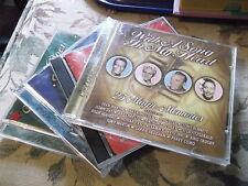 25 Magic Memories x 4 CD set - 2002 Prism Leisure - inc Blue Velvet