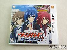 Cardfight Vanguard Lock On Victory Nintendo 3DS Japanese Import JP US Seller A