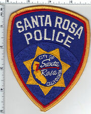 Santa Rosa Police (California) - Shoulder Patch - new from the 1980's