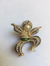 Vintage Ciner Signed Brooch