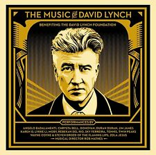 VARIOUS ARTISTS : THE MUSIC OF DAVID LYNCH  (Double LP Vinyl) sealed