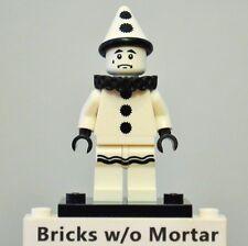 New Genuine LEGO Sad Clown Minifig Series 10 71001