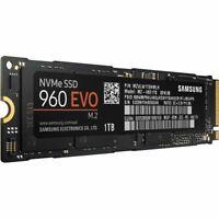 SAMSUNG 960 EVO M.2 1TB NVMe PCI-Express 3.0 x4 Internal Solid State Drive (SSD)