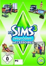 Die Sims 3 Design-Garten-Accessoires Add-On PC Download EA Origin CD Key *NEU*