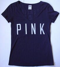 Women's VICTORIA'S SECRET LOVE PINK NEW YORK YANKEES T shirt Top size small S