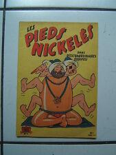PELLOS / LES PIEDS NICKELES 5  DANS D EXTRAORDINAIRES EQUIPEES
