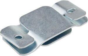 2 X Interlocking connector clips/Plates/Bracket/For Divan bed/SOFA