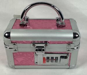 New Lockable Novelty Toy Chest Mini Pink Discreet Adult Novelty Toy Box