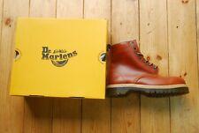 BNWB Dr. Martens Industrial Waxy Tan Steel Toe Boots Icon 7B10 UK 9