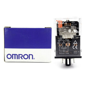 Omron MKS3P5AC24 11 Pin General Purpose Relay 24V AC Coil Volts