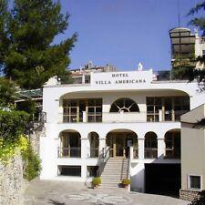 8 Tage Urlaub 3* Villa Americana Park Hotel Gargano Vieste Apulien Italien