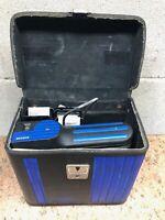 Drager Accuro Gas Detector Pump w/ Case & Accessories