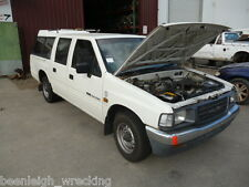 HOLDEN RODEO TF 2.6 4ZE1 DUAL CAB WRECKING. ANY DOOR GUARD GRILLE