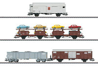 Marklin 46567 Insider Club SWISS 5-Car Freight Set New