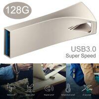 128GB USB 3.0 OTG Portable Flash Stick Pen Memory Drive U Disk for Laptop PC Mac