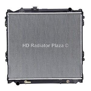 Radiator For 96-02 Toyota 4Runner 4 Runner 2.7L 3.4L L4 4 Cylinder V6 TOC New