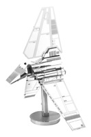 Fascinations Metal Earth Star Wars Imperial Shuttle 3D Model Kit MMS259