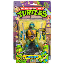 TMNT TEENAGE MUTANT NINJA TURTLES CLASSIC SERIES LEONARDO FIGURE
