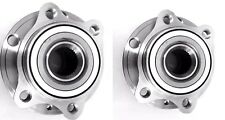 REAR WHEEL HUB BEARING ASSEMBLY FOR 2000-2006 BMW X5 PAIR FAST SHIPPING