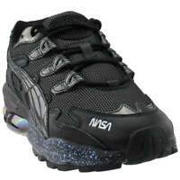 Puma Cell Alien x Space Agency Lace Up Sneakers  Casual   Sneakers Black Mens -